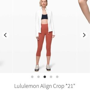 💥SALE TODAY ONLY💥 Lululemon Align crop